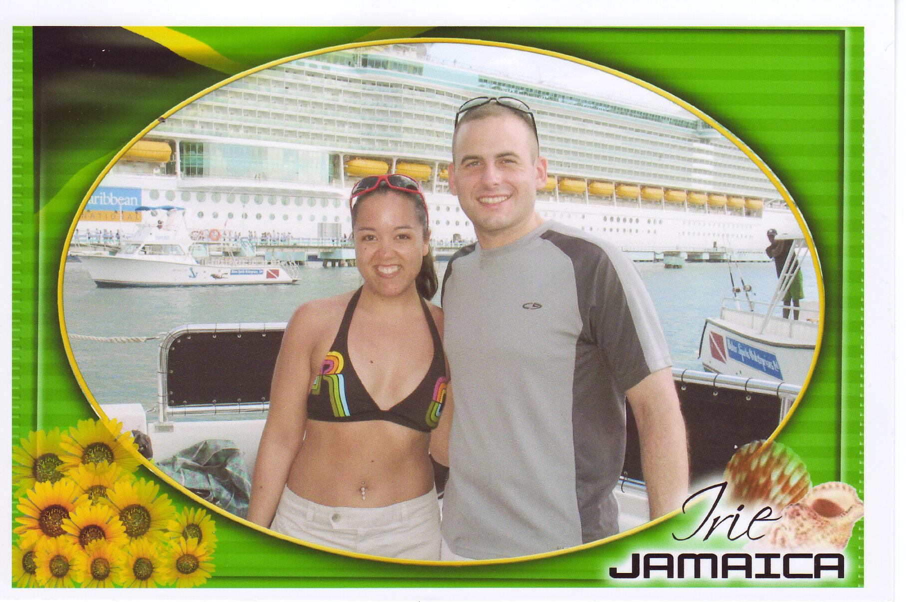 bob merry from jamaica.