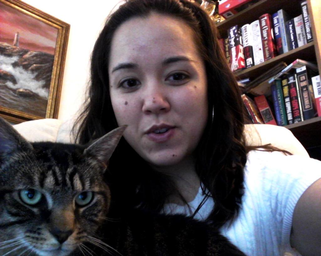 Webcam - Rajah and Lissa