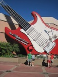 That is one big guitar
